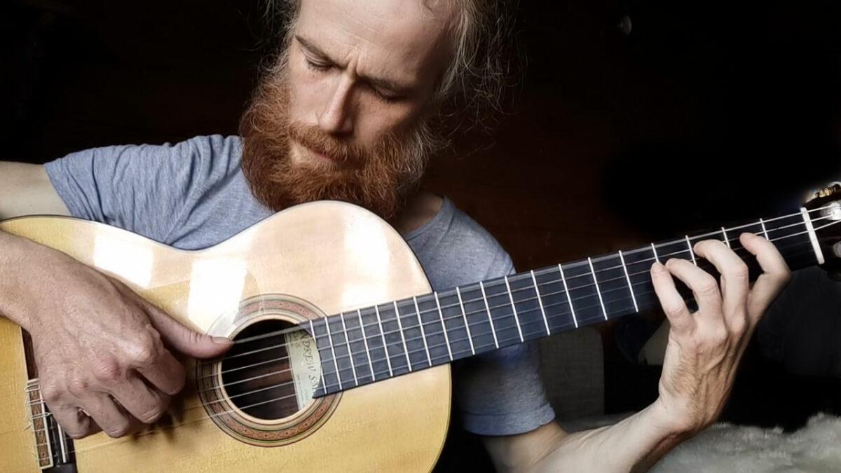 Manuel Castan, guitariste